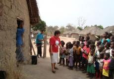 Relatos e retratos - Angola. Filha da �frica