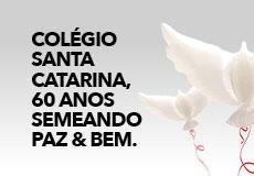 CSC 60 ANOS Semeando Paz e Bem