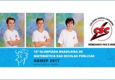 Destaques OBMEP