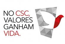 No CSC valores ganham VIDA